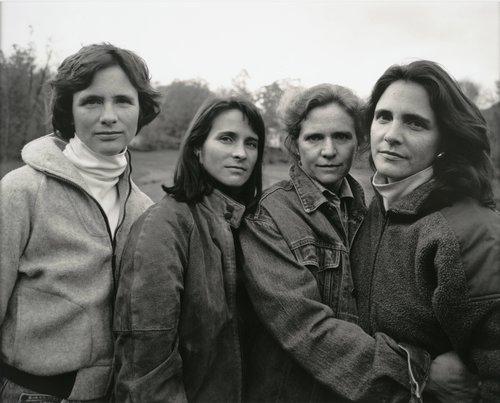 The Brown Sisters, Woodstock, Massachusetts