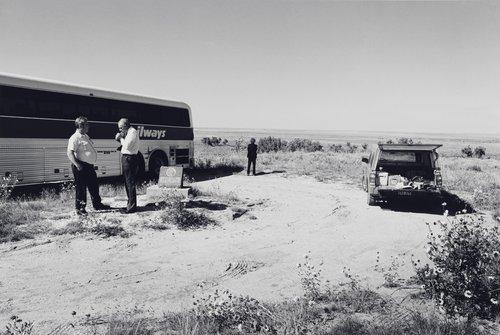 Sand Creek Massacre Site, Kiowa County, Colorado, from the series Sweet Medicine