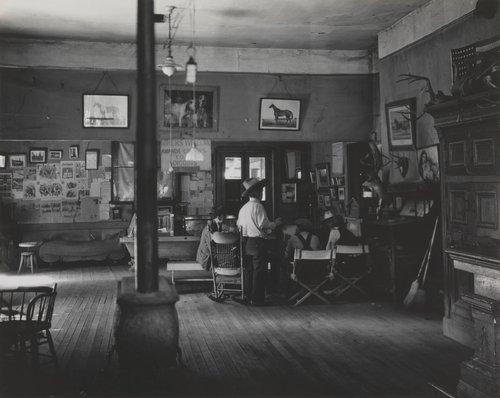 Miner's Club, Columbia, California