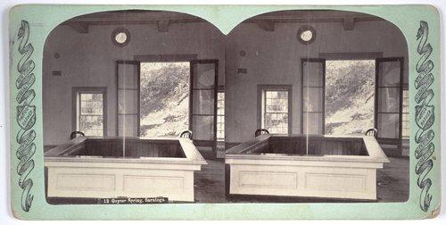 Geyser Spring, Saratoga