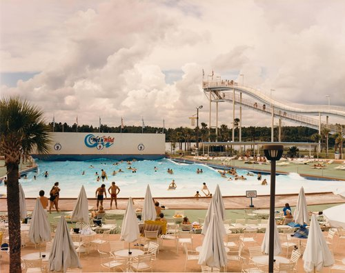 Wet n' Wild Aquatic Theme Park, Orlando, Florida, September 1980