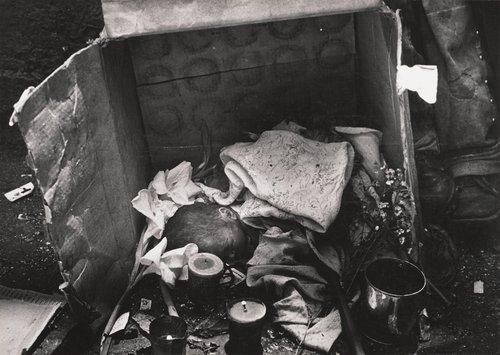 Bebé encontrado en la colonia Guerrero, Ciudad de México (Baby Found in Colonia Guerrero, Mexico City)