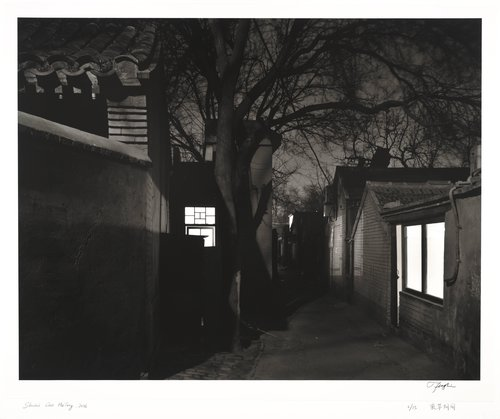 Shuai Cao Hutong, from the series Hutong at Night