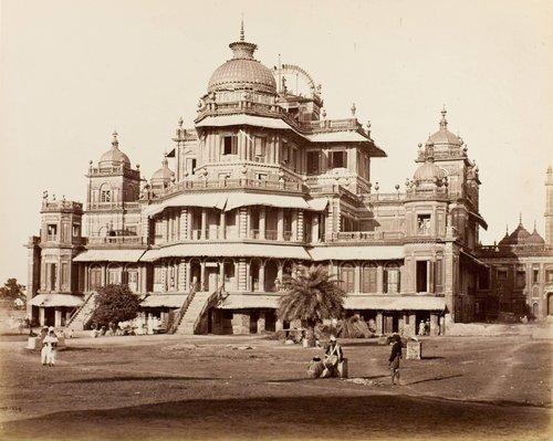 Kaiser Pasund, Lucknow