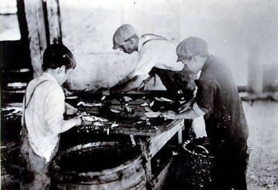 Untitled (Sardine Packing Factory)