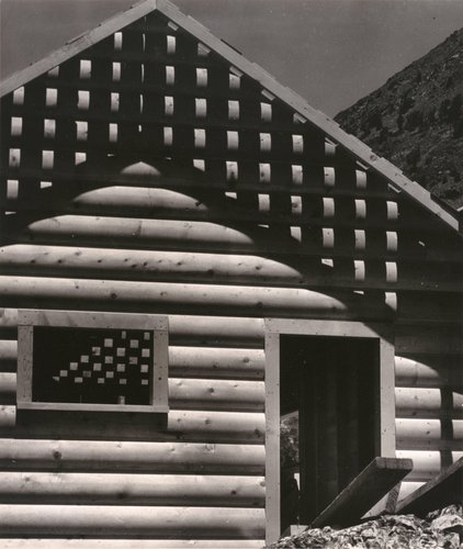 Cabin, Tioga Pass