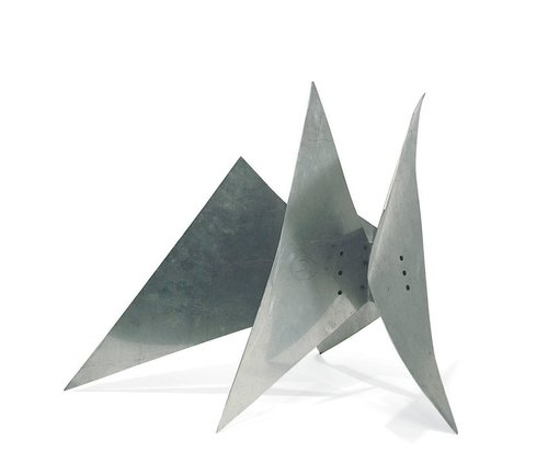 Maquette for The Kite that Never Flew