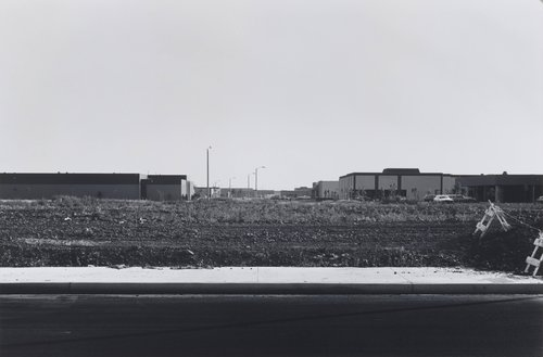 Barranca Road, between Von Karman and Milliken Roads, looking Southwest, from the portfolio The New Industrial Parks near Irvine, California