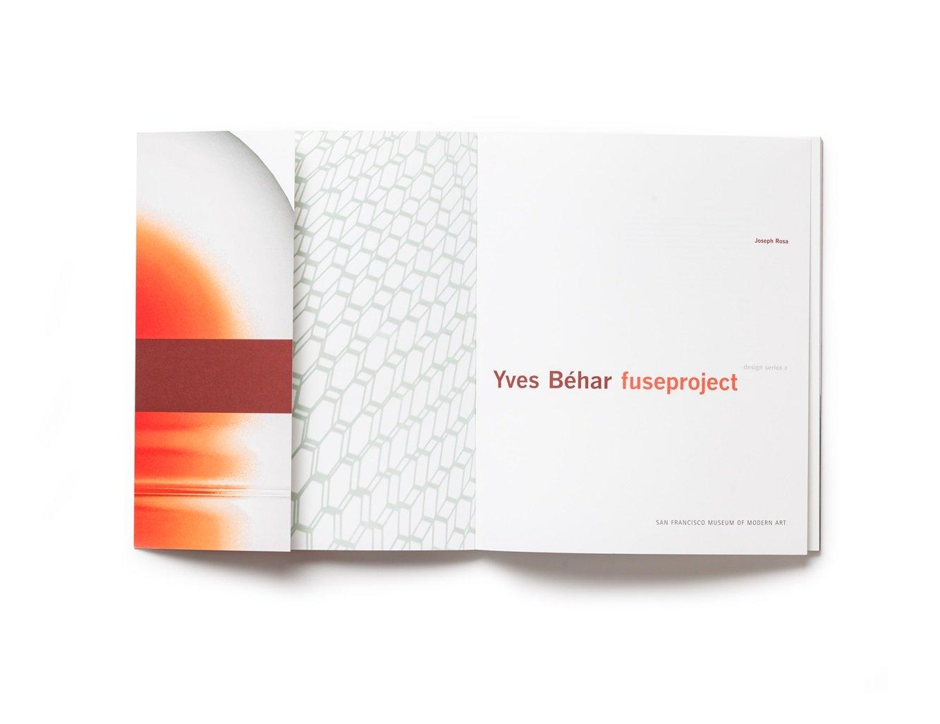 Yves Béhar fuseproject: design series 2publication front endsheet