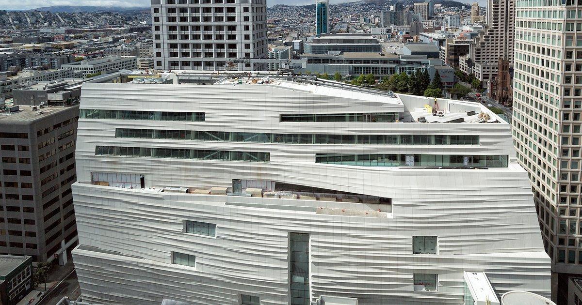 Modern Architecture San Francisco architecture · sfmoma