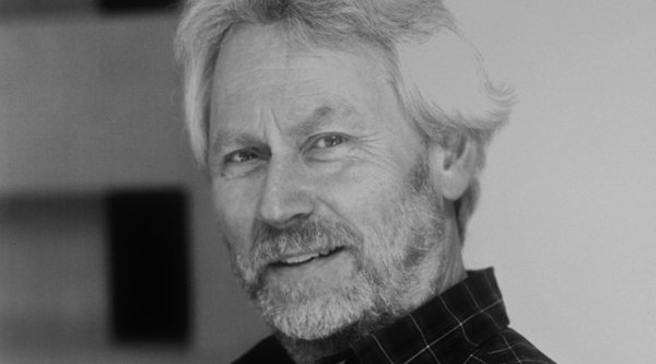 Donald Judd portrait