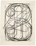 Jasper Johns, 0 through 9