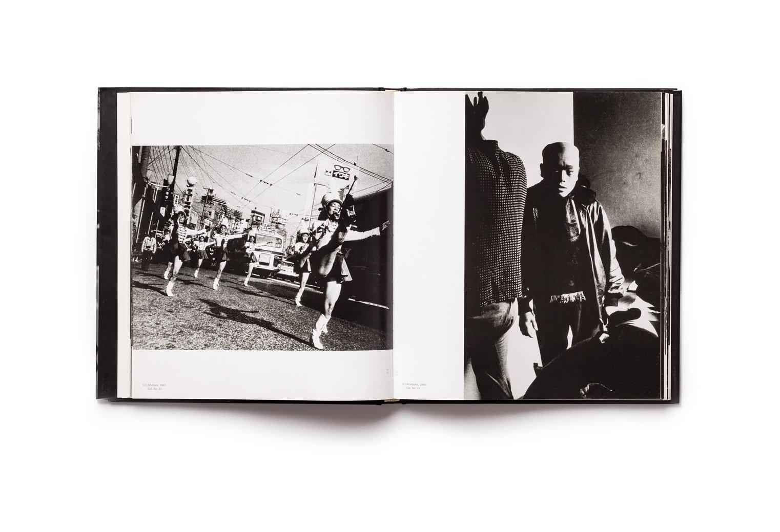 Daido Moriyama publication plates 13-14