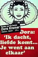 dora kremer graphic poster