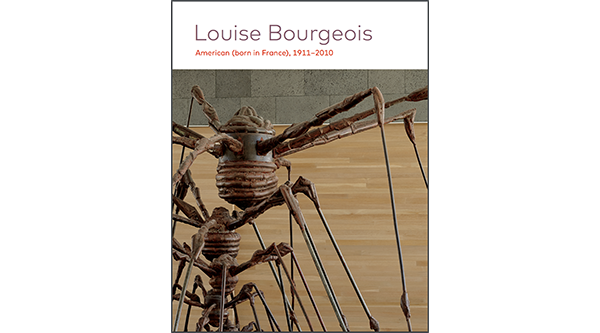 Louise Bourgeois artwork guide list image