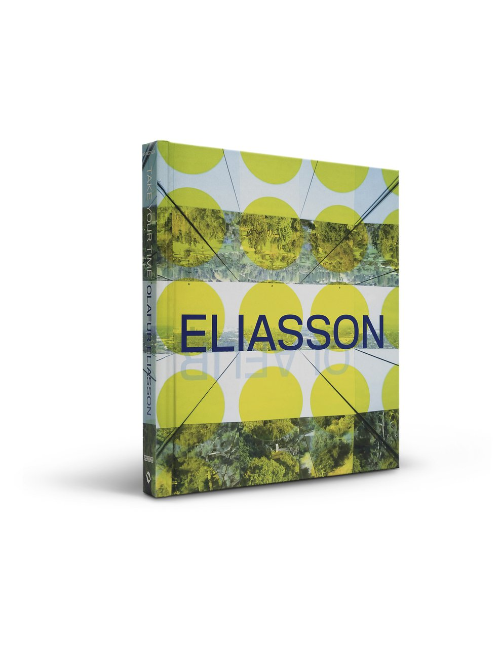 Take Your Time: Olafur Eliasson publication cover