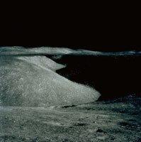Apollo 15 space image