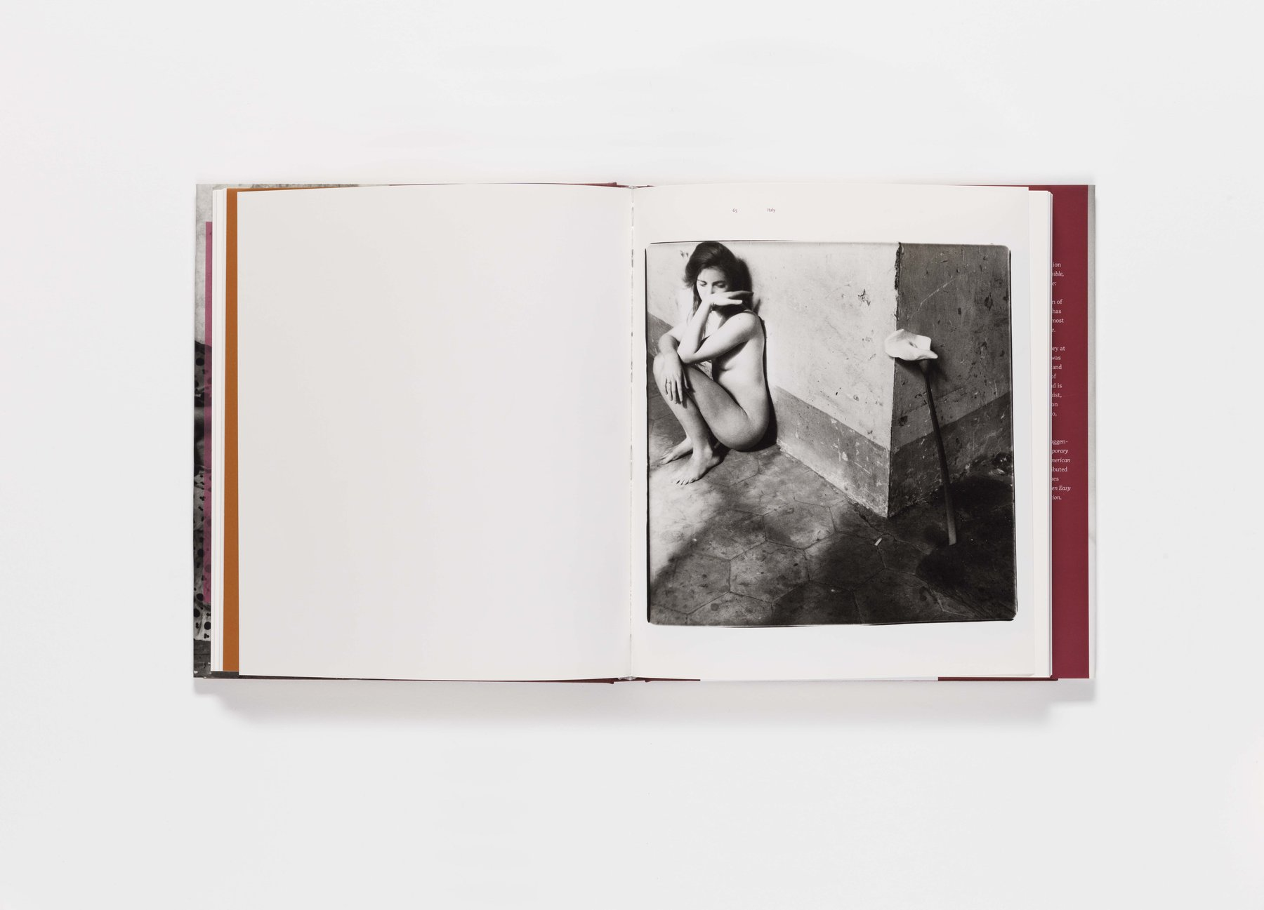 Francesca Woodman publication pages 64-65