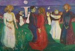 Edvard Munch: <br>Between the Clock and the Bed <br>Member Preview Days
