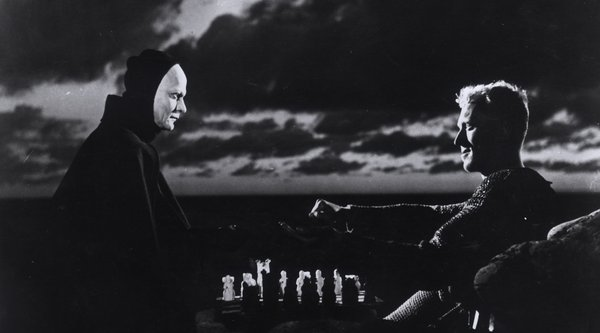 Ingmar Bergman, The Seventh Seal (still), 1957; image: courtesy Janus Films