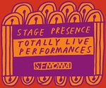 Stage Presence Performance Series