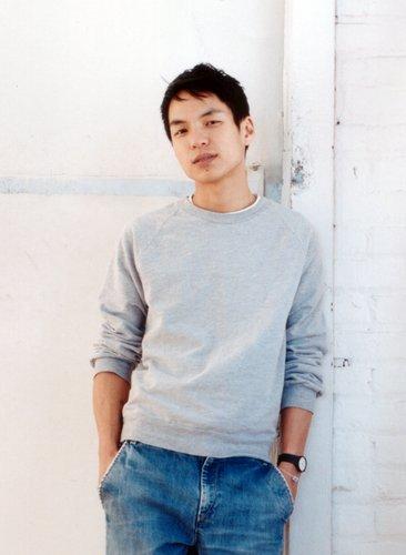 Tobias Wong artist portrait