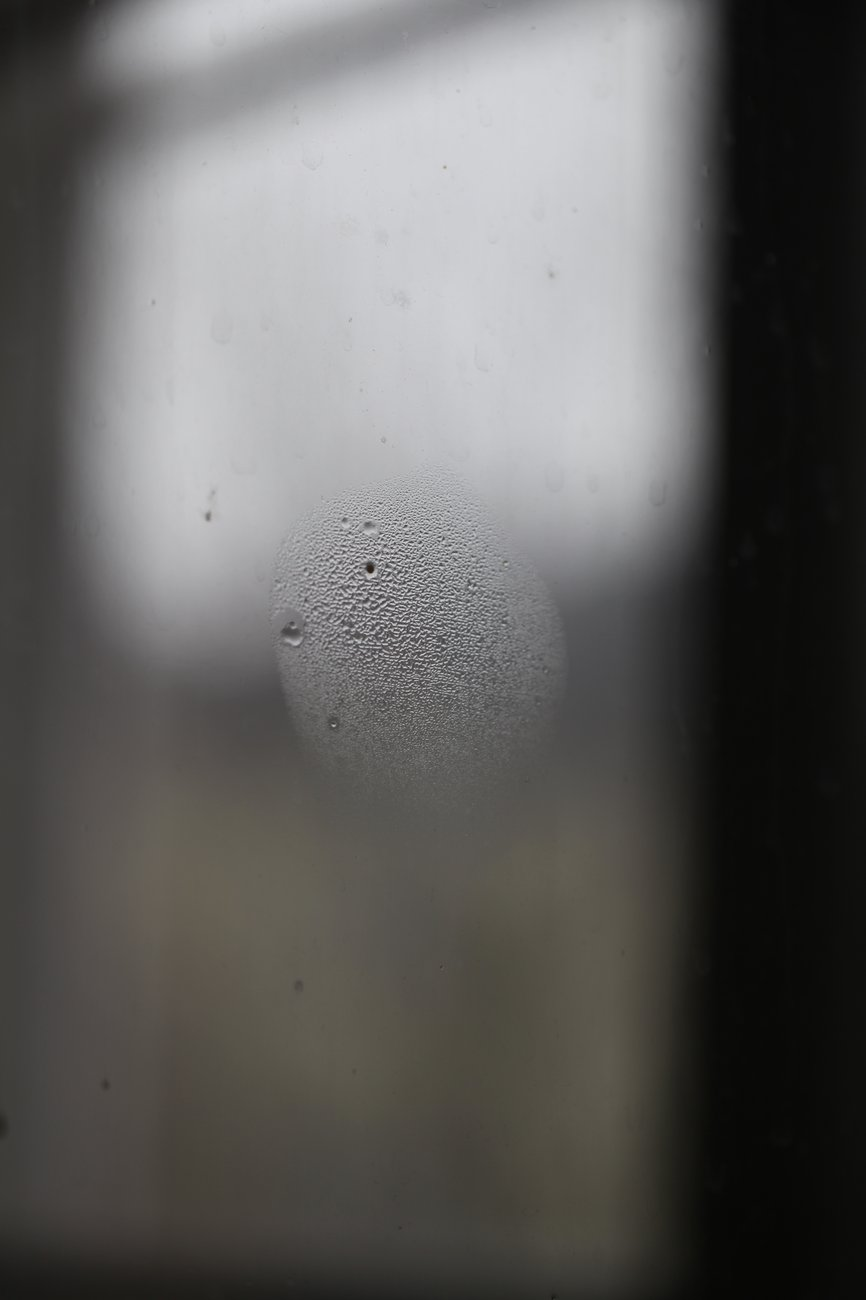 Abstracted fog and condensation, Philipsz Soundtracks