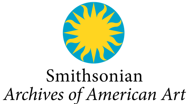 Logo for Smithsonian Archives of American Art