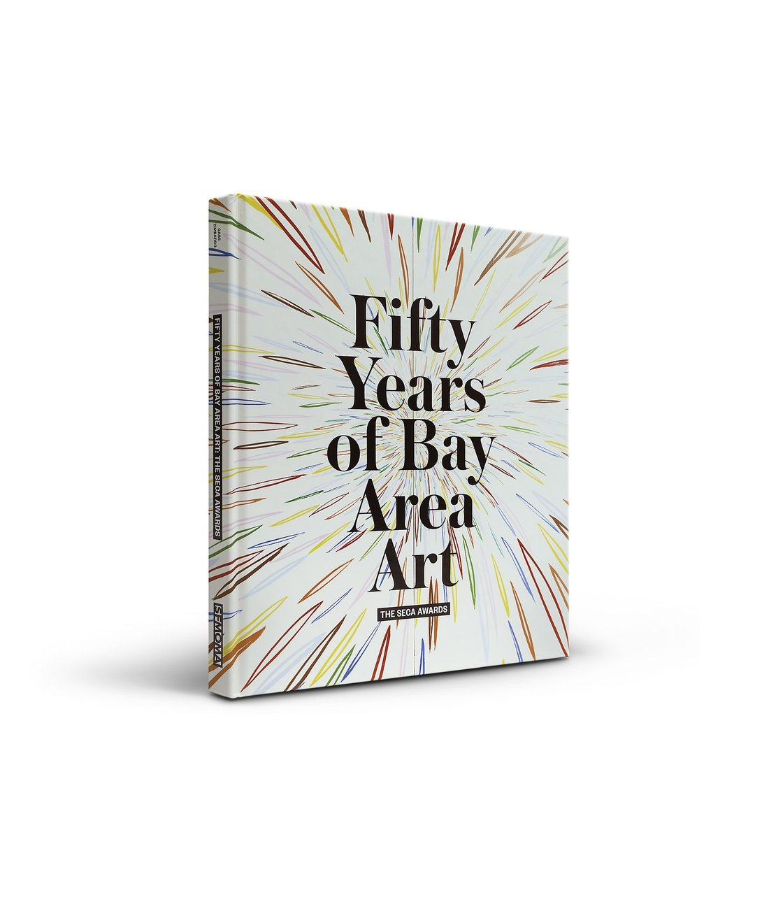 Fifty Years of Bay Area Art publication cover
