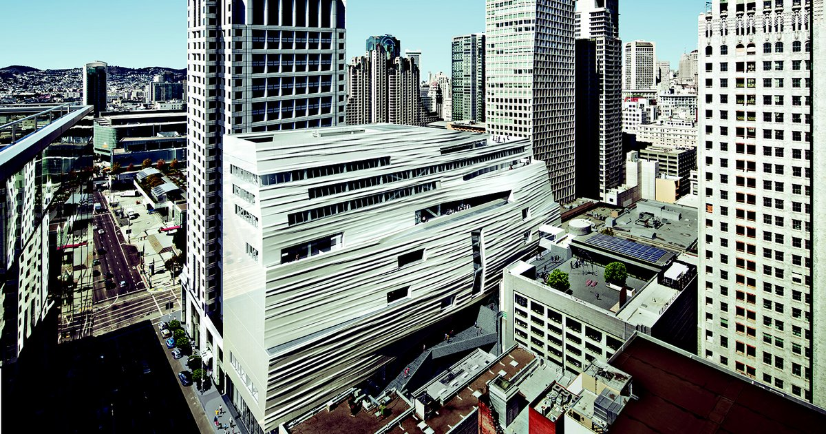 History highlights sfmoma for Museum of craft and design sf