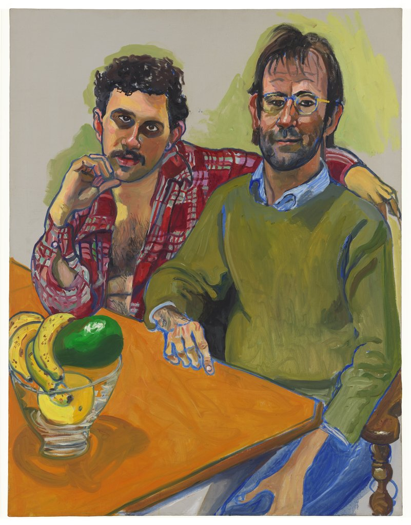 Artwork image, Alice Neel
