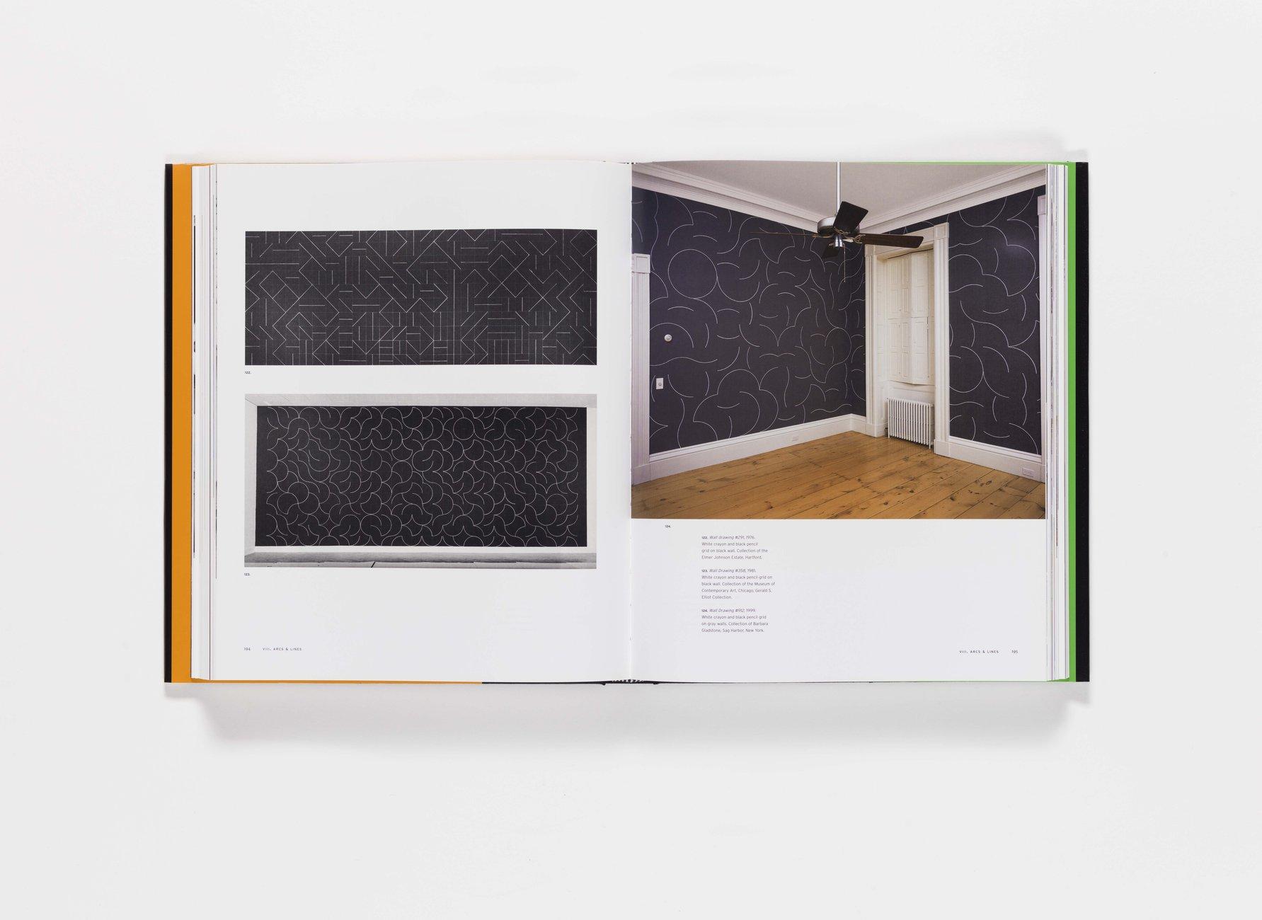 Sol LeWitt publication pages 194-195