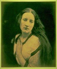 Julia Margaret Cameron portrait photograph of woman