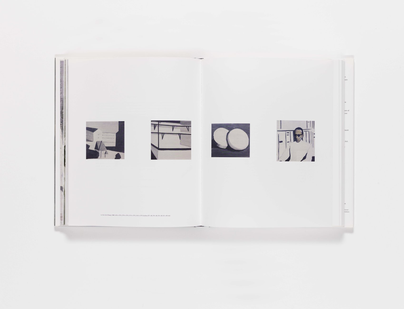 Luc Tuymans publication pages 80-81
