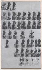 Andy Warhol, National Velvet silkscreen
