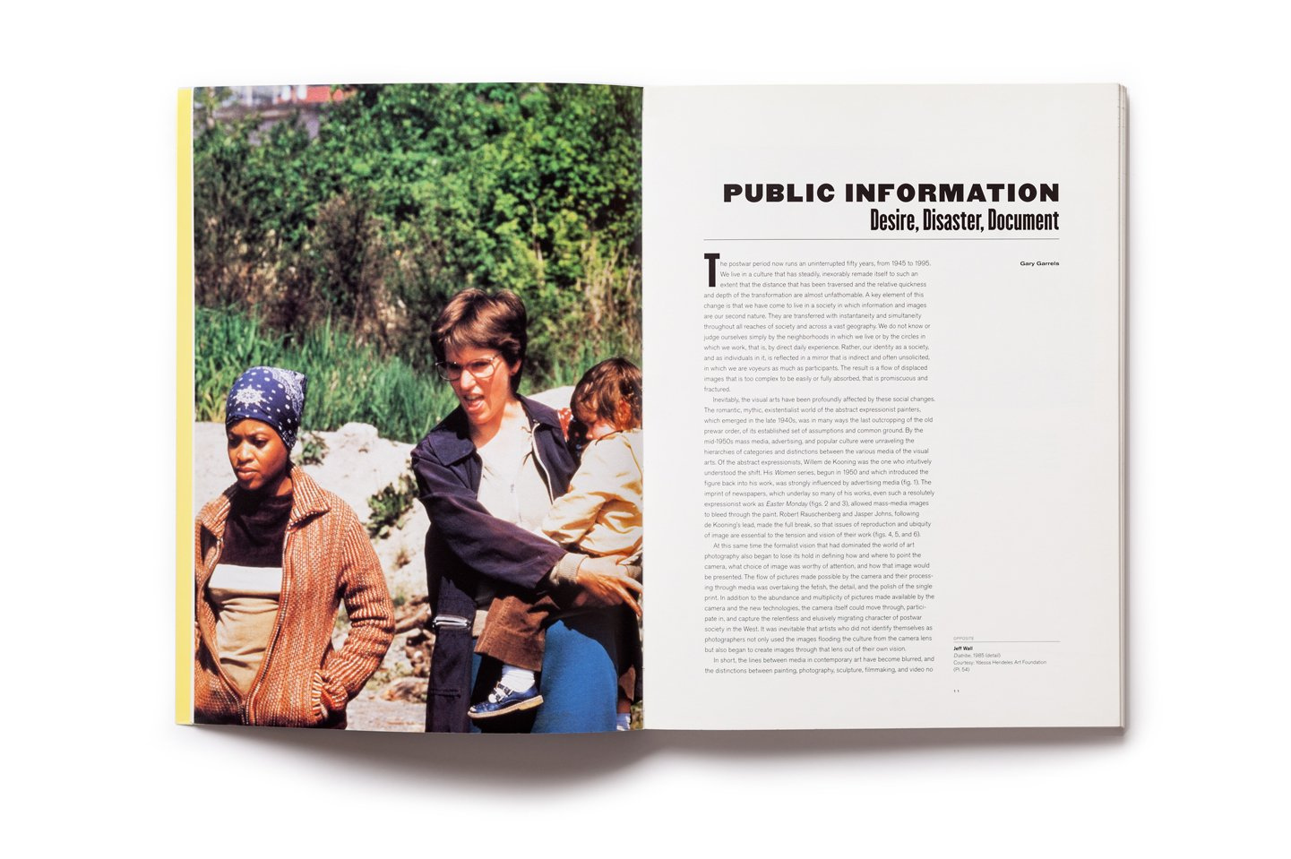 Public Information: Desire, Disaster, Document, pp. 10-11