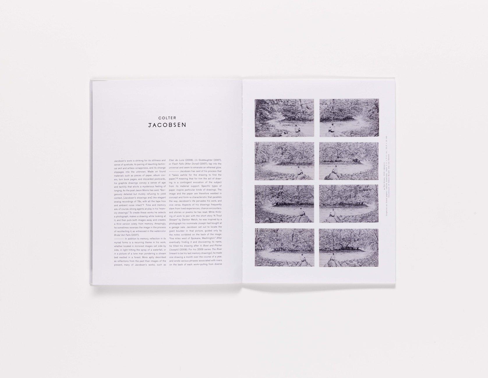 2010 SECA Art Award publication pages 12-13