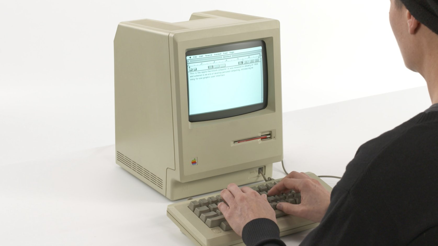 Object image, Apple Macintosh