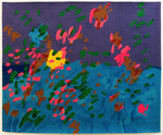 New Work: Etel Adnan