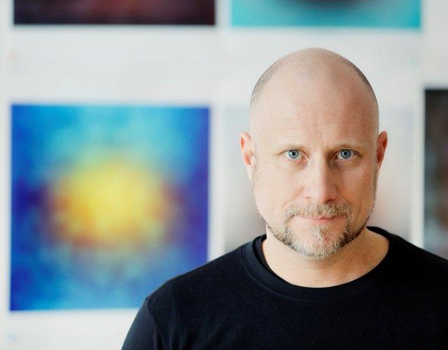 Trevor Paglen artist portriat