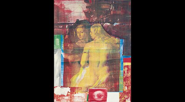 Robert Rauschenberg artwork image thumbnail