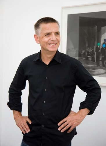 Portrait of Andreas Gursky