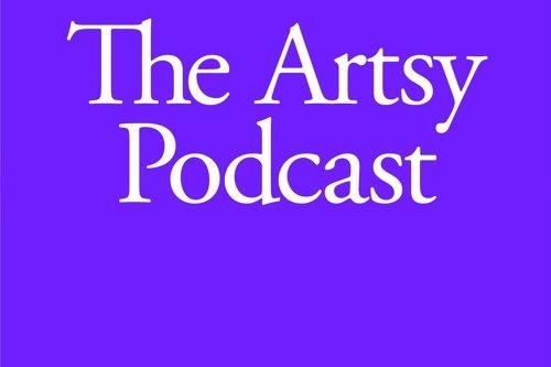 The Artsy Podcast logo