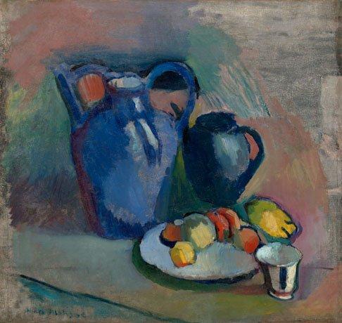 Henri Matisse, Still Life With Blue Jug