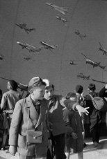 Cartier-Bresson, kids at world's fair