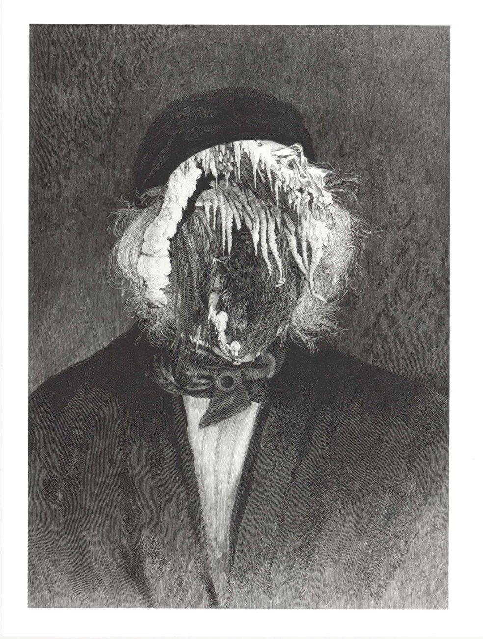 Artwork image, Bruce Conner, The Artist