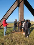 Free Mark di Suvero at Crissy Field Tours