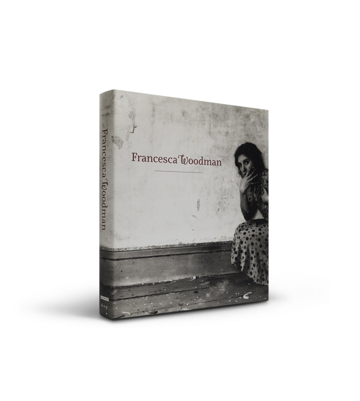 Francesca Woodman publication cover