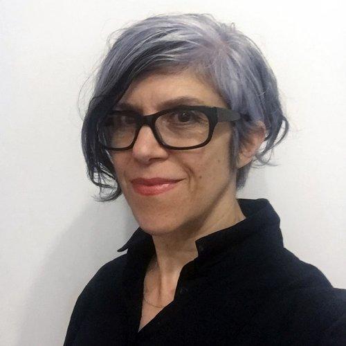 Penelope Umbrico artist portrait