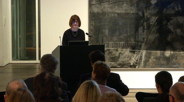 Sarah Whitfield speech